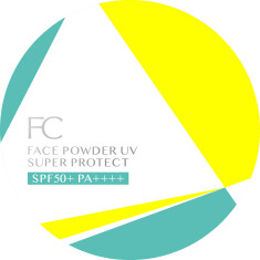 フェイスパウダーUV スーパープロテクト ミニケース入(1色) SPF50・PA++++ <税込>2,750円  フェイスパウダーUV スーパープロテクト ミニケース専用レフィル (1色)SPF50・PA++++ 16g(8g×2包)  <税込>3,080円