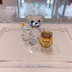 クリスベア SWEET AS HONEY 商品番号: 5491970 <税込>14,960円 サイズ: 3.2 x 4.1 x 3 cm