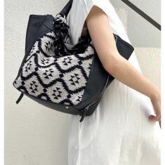 プラチェーントートバッグ 品番:PPZ1001512A0010 金額:¥18,700(税込)