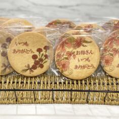 母の日限定 プリントクッキー