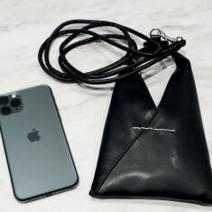 ■ジャパニーズ シンセティックレザーバッグ  Mod:S54VT0024 Col :T8013(BLACK)19,800円税込