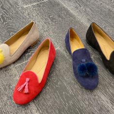 〈Chatelles(シャテル)〉 「フランソワ」 価格:44,000円(税込) 〜  ※靴の素材や甲部分の飾りによって価格が異なります。詳細はスタッフにお尋ねください。