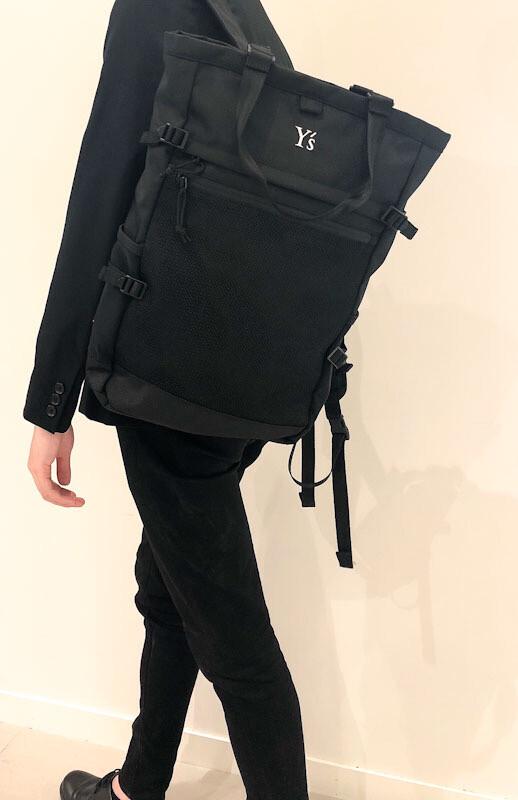 Y's x NEWERA TOTE BAG ¥19,800 (tax in)