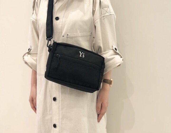 Y's x NEWERA SHOULDER POUCH ¥11,000 (tax in)