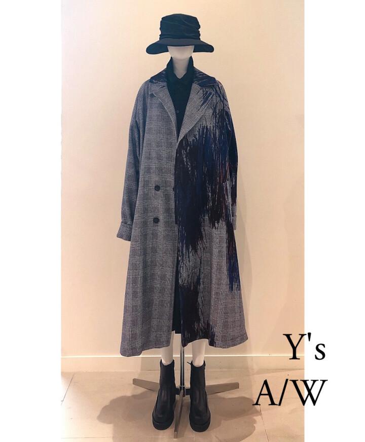 coat ¥198,000 (tax in)